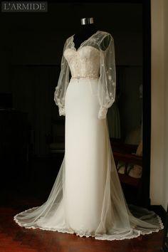 Charlize - LOOKBOOK – L'ARMIDE – Vestidos de Novia – Buenos Aires – Argentina