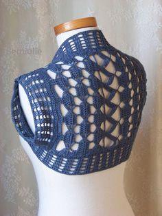 crochet vest ~t~