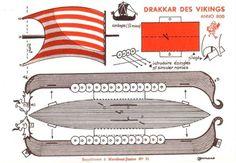 Drakkar des Vikings 1962