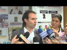 Mi prioridad es combatir el crimen en Medellin.