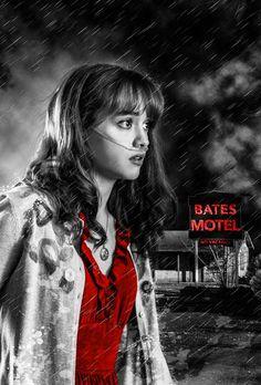 Emma Decody - Bates Motel by HranitelSklepa