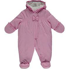 Pink Pram Suit
