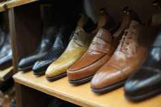 http://chicerman.com  dandyshoecare:  Here you are the tasty details of PITTI 85 discoveries for you from Dandy Shoe Care.  Follow us on Tumblr to find only the best of the world of shoes!  To be continued  A special thanks to CARMINA shoemaker Mallorca.  #menshoes