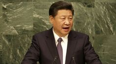 Chinese President Xi Jinping pledges to establish a $2bn (£1.3bn) fund to assist developing countries and to cancel debt for the least developed nations.