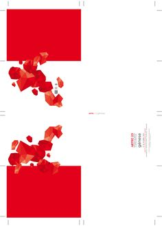 Brochure for Speakers at ARTEC 23 - Genesis by Bruno Graça, via Behance