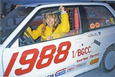 Car 104 - 26th race car - 1988 Chevrolet Sprint Turbo - At World of Speed 1995 Ellen set new records in I/PS and I/BGCC