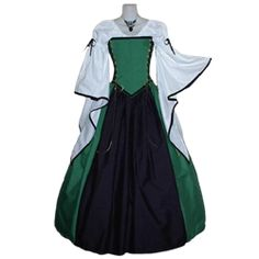 I would so wear this. I may not belong in another century, but my fashion sense might...