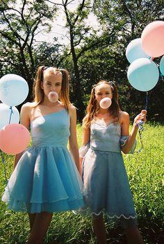 LADY PETROVA BLUE STRAPLESS DRESS LUCY HOPE WENDY DRESS