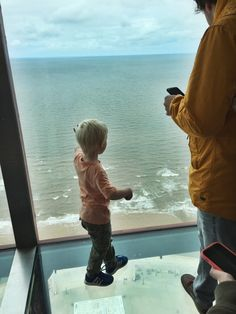 A crazy fun weekend with the kids in Blackpool, the view from Blackpool Tower Eye, Blackpool Tower, Lancashire Coast, England | Daisies & Pie