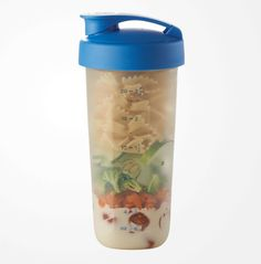 Quick and Easy Pasta Salad in your Quick Shake®. Store your salad ingredients in this on the go favorite until you're ready to enjoy a fresh salad. Just shake, serve and enjoy.