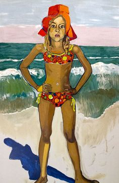 alice neel -bather