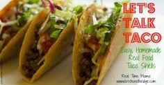 Lets Talk Taco Easy Taco Shells Kristen Ethridge