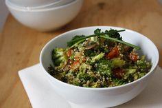 Ensalada Templada de Quinoa y Verduras | Las maría cocinillas