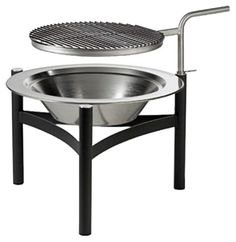 dancook Revolving Holder - (product no. 110 100), designed to fit for Bonfire 9000, stainless steel *** Check out this great article. #Gardening