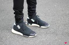 J'aime tout chez toi - Y-3 sneakers