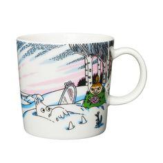 Moomin Spring Winter mug 2017