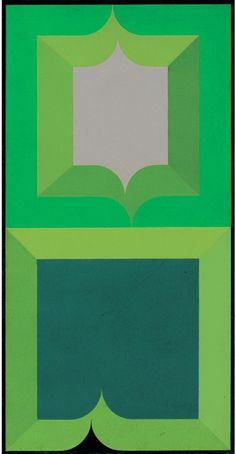 Ivan Serpa - Série Amazônica n° 5 (1968)