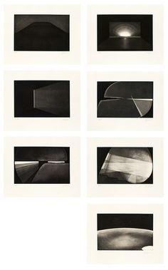 James Turrell / Deep Sky, 1984, Mary Ryan Gallery, Inc