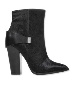 Because it's all about calf hair this season + they're pretty awesome:  InStyle for Nine West Collection - The Comete
