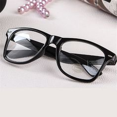 1.48$ (Buy here: http://alipromo.com/redirect/product/olggsvsyvirrjo72hvdqvl2ak2td7iz7/32550589218/en ) Fashion Men Women Optical Eyeglasses Frame Glasses With Clear Glass Brand Clear Transparent Glasses Women's Men's Frames for just 1.48$