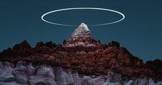 Long Exposure Photos Capture the Light Paths of Drones Above Mountainous Landscapes http://ift.tt/2Fkx3rS