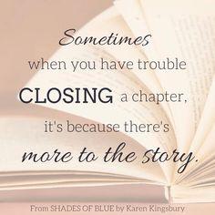 """From """"Shades of Blue""""-@AuthorKingsbury #karenkingsbury #shadesofblue"""