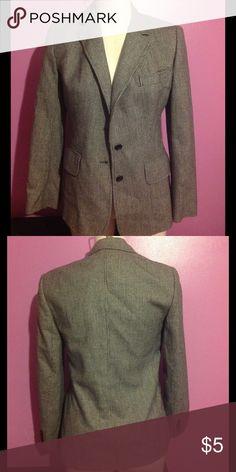 Sacks Fifth Ave Blazer Eva-Picone Blazer Saks Fifth Avenue Jackets & Coats Blazers