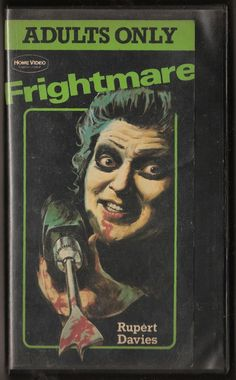 Frightmare VHS