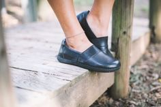 Alegria Shoes Glee in 'Black Nappa' from Alegria Shoe Shop