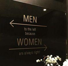 Toilet Sign in Putra World Trade Centre, Kuala Lumpur | Courtesy of @sitizarithsofea98_: