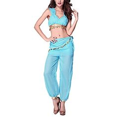 Aladdin Fee Indien Blau Kostueme Karneval Mottoparty Sexy Halloween Dress Diva (38,Blue) Fashion Season http://www.amazon.de/dp/B00LVN2YQ8/ref=cm_sw_r_pi_dp_fd5Xtb0XC4E8ETC4