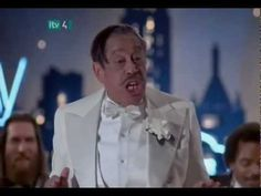 "Cab Calloway performing ""Minnie the Moocher"" in The Blues Brothers"