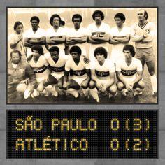 Campeão Brasileiro de 1977: Antenor, Tecão, Getúlio, Chicão, Bezerra e Waldir Peres; Hélio Santos (massagista), Viana, Teodoro, Mirandinha, Darío Pereyra e Zé Sergio