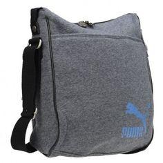 Geanta Puma Originals Jersey Shopper black-blue