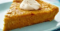 Impossibly Easy Pumpkin Pie My mom has sworn by this recipe for years! Hands down this is the best pumpkin pie I've ever had! Easy Pumpkin Pie, Pumpkin Pie Recipes, Pumpkin Dessert, Pie Dessert, Pumpkin Spice, Pumpkin Cheesecake, Canned Pumpkin, Sugar Pumpkin, Pumpkin Bars