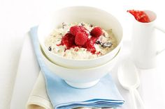 Kick-start your day: Nutritious and filling, this muesli makes an ideal breakfast for active people.