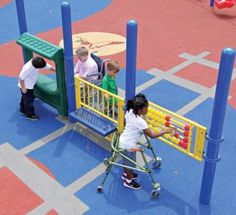 Let's Play Together! How Inclusive Playgrounds Benefit Everyone