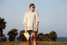 PONCHO - my daily style