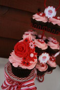 The Birthday Cupcake ...