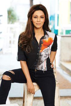 Gauri Khan presents spring summer collection sarees for Satya Paul (8)