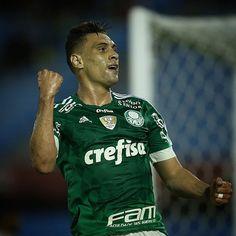 Arremate de cabeça! Moisés fechou o placar para o time de Palestra Italia Palmeiras 2 x 0 Libertad Copa Antel, Montevidéu