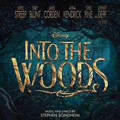 OST Into The Woods by Stephen Sondheim 2014