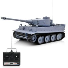 1 16 Airsoft RC Tank