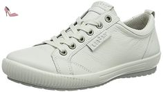 Legero  Tanaro, Sneakers Basses femme - Blanc - Blanc, 37.5 - Chaussures legero (*Partner-Link)