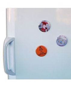 Chapas redondas con imán Tableware, Magnets, Sheet Metal, Dinnerware, Dishes, Place Settings