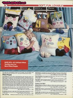Pillow People!!!