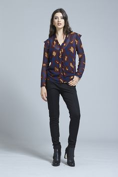 Get Twisted Shirt ⋆ Erina Emery Women Wear, Winter, Skirts, How To Wear, Outfits, Clothes, Tops, Fashion, Winter Time