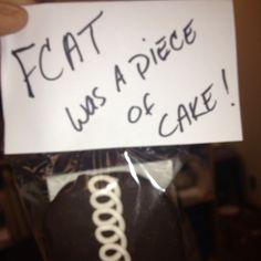 Cute FCAT motivator