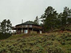 Round Home in Colorado :)