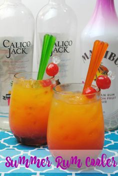 Cool Off with the Summer Rum Cooler   Dallas Socials